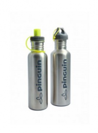 Pinguin Stainless Steel Bottle L