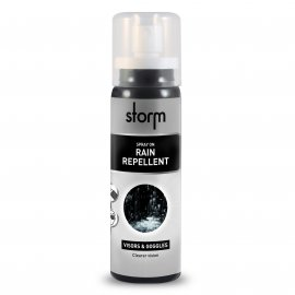 (SPRAY ON) RAIN REPELLENT visor/googles 75ml