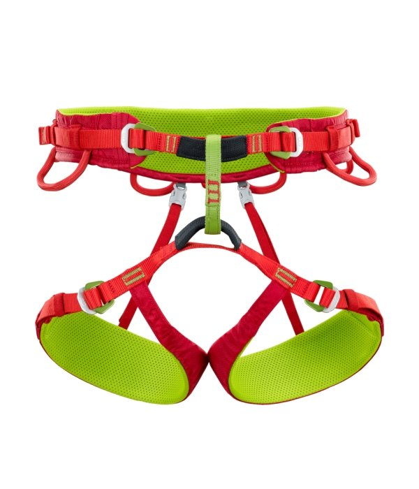 Climbing Technology - Anthea Harness, červená, M/L