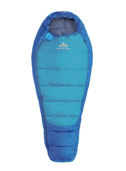 Pinguin spacák Comfort Junior, modrá, 150L