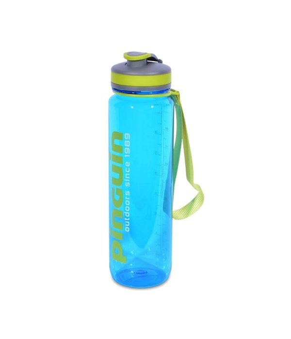 Pinguin Tritan Sport Bottle 1l, modrá